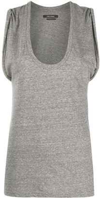 Isabel Marant Maik scoop-neck tank top