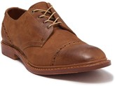 Allen Edmonds Kitsap Cap Toe Brogue Leather Derby - Wide Width Available
