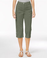 Olive Capri Pants - ShopStyle