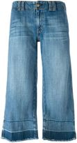 Current/Elliott denim culottes - women - Cotton - 27