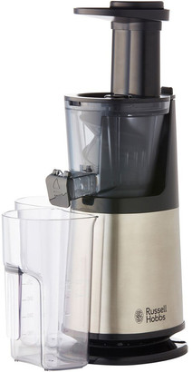 Russell Hobbs Cold Press Slow Juicer Stainless Steel