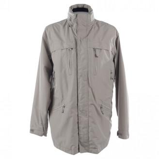 Ermenegildo Zegna Beige Synthetic Jackets