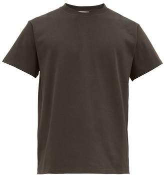 Phipps - Organic-cotton T-shirt - Mens - Dark Grey