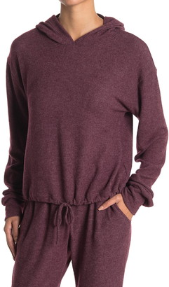 Socialite Printed Pullover Hoodie