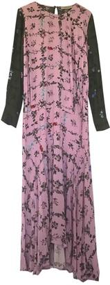 Preen Pink Dress for Women