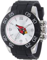 Game Time Men's NFL-BEA-ARI Beast Round Analog Watch