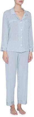 Eberjey Nordic Stripes The Heritage Pyjama Set