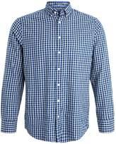 Gant Windblown Oxford Check Shirt Tartan Green