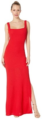 BCBGeneration Maxi Dress TPX6257734 (Electric Red) Women's Clothing