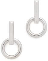 Eddie Borgo O Ring Day Drop Earrings