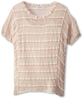 Splendid Littles Venice Loose Knit Dolman Top (Big Kids)