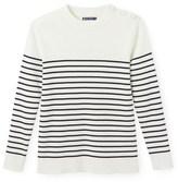Petit Bateau Mens striped cotton sailor sweater
