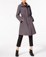 Eileen Fisher Stand-Collar Drawstring Jacket
