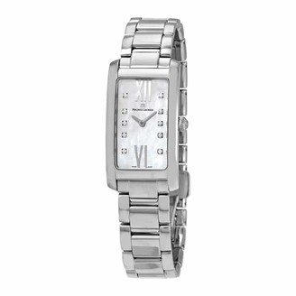 Maurice Lacroix Women's Quartz Watch with Stainless Steel Strap