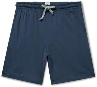 Schiesser Cotton-Jersey Pyjama Shorts