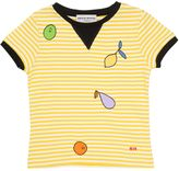 Sonia Rykiel Embroidered Cotton Jersey T-Shirt