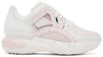 Fendi Pink Forever Fancy Sneakers
