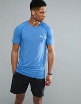 Puma Evoknit T-Shirt In Blue 59063208