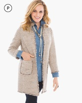 Chico's Chic Textured Jacket