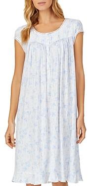 Eileen West Floral Waltz Nightgown