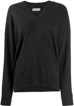 Gentry Portofino rhinestone-embellished pullover