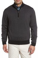 Cutter & Buck Men's Collin Half Zip Pullover