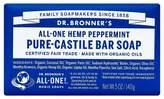 Dr Bronner Dr. Bronner's Bar Soap - Peppermint (5 oz..)