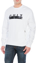 Cult of Individuality Logo Crew Neck Sweatshirt