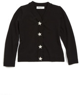 Milly Minis Starfish Cardigan (Big Girls)