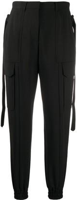 Juun.J Slim-Fit Cargo Trousers