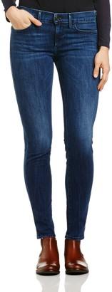 True Religion Women's Chrissy Rise Skinny Jeans