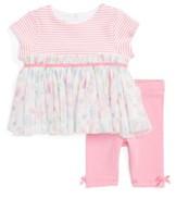 Infant Girl's Pippa & Julie Tutu Dress & Leggings Set