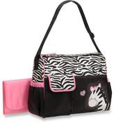Baby Boom Diaper Bag, Zebra by