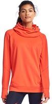 Gap Orbital fleece relaxed pullover hoodie