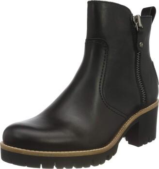 Panama Jack Women's Pauline Trav Ankle Boot Negro 7 UK
