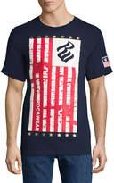 Rocawear Short Sleeve Crew Neck T-Shirt