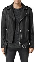 Allsaints Allsaints Kahawa Leather Biker Jacket