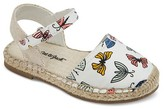 Cat & Jack Toddler Girls' Shaye Two Piece Espadrille Sandals Cat & Jack - Multi-Colored