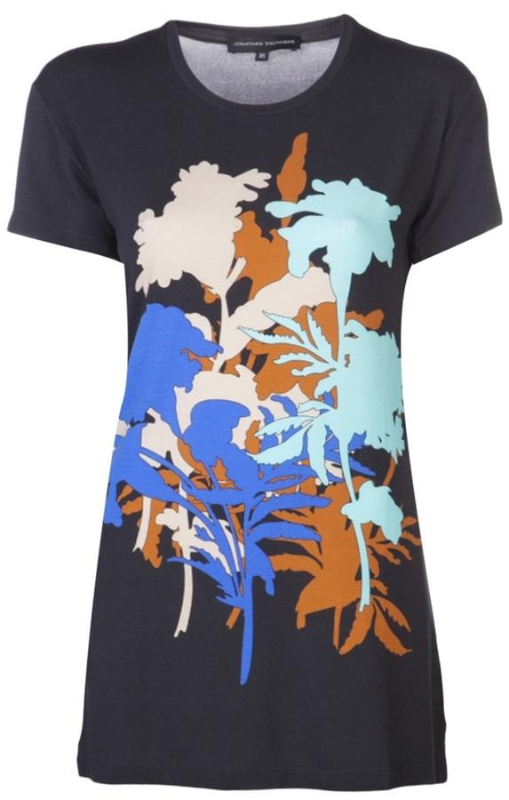 Jonathan Saunders 'Boyfriend' t-shirt