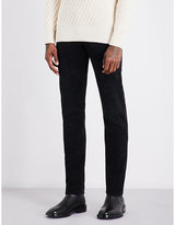 Tom Ford Slim-fit straight cotton-blend corduroy jeans