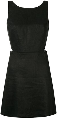 Sir. Alena open back dress