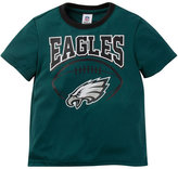 Gerber Philadelphia Eagles Poly Football T-Shirt, Toddler Boys (2T-4T)