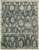 """Nourison Dune DUN02 Mineral 8'6"""" x 11'6"""" Hand-Knotted Rug"""