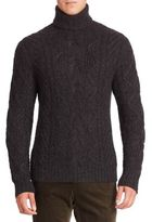 Ralph Lauren Purple Label Turtleneck Long Sleeve Sweater