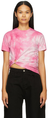 Paco Rabanne Pink Peter Saville Edition Lose Yourself T-Shirt