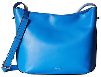 Lipault Paris By The Seine Bucket Bag (Cobalt Blue) Bags