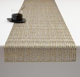 Chilewich Pressed Gilt Table Runner