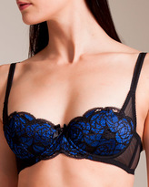 L'Agent by Agent Provocateur Sylvana Padded Demi-Cup Bra