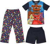 LICENSED PROPERTIES 3-pc. Five Nights at Freddy's Pajama Set-Boys 4-10
