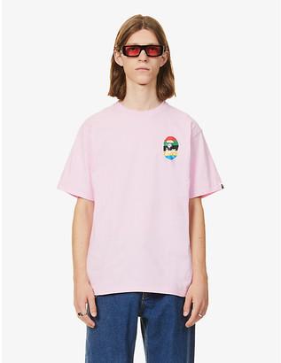 A Bathing Ape Bape Sta graphic-print cotton-jersey T-shirt